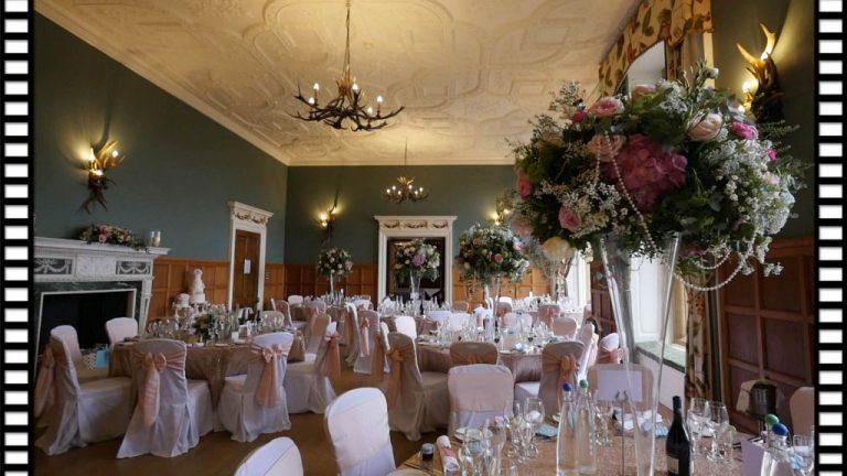 Eynsham hall wedding